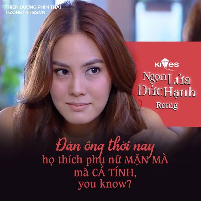 Những câu nói, trích dẫn hay trong phim Thái về tình yêu | Quotes Hay (9)
