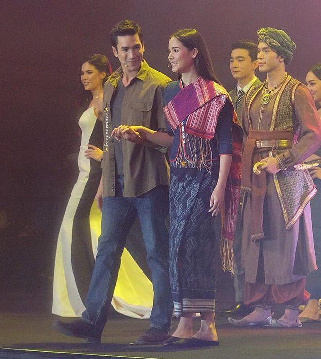 Tò mò về vai diễn của Ken Phupoom & Taew Natapohn trong Nữ thần rắn 2 (16)