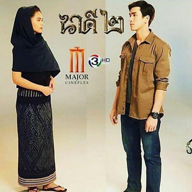 Tò mò về vai diễn của Ken Phupoom & Taew Natapohn trong Nữ thần rắn 2 (6)