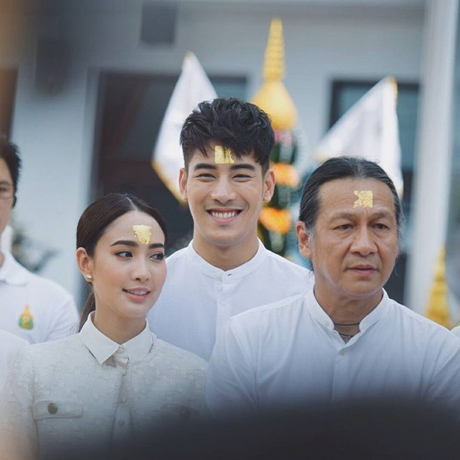 Tò mò về vai diễn của Ken Phupoom & Taew Natapohn trong Nữ thần rắn 2 (9)