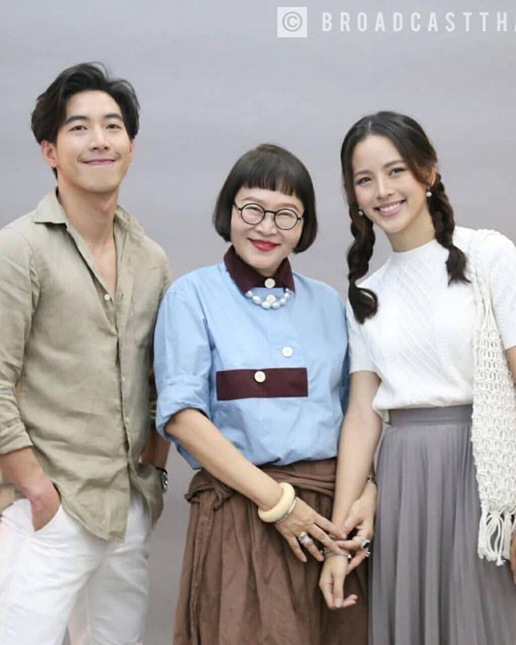 Trái tim chàng si tình: Phim mới của cặp đôi Tono Pakin & Nychaa Nuttanicha (10)