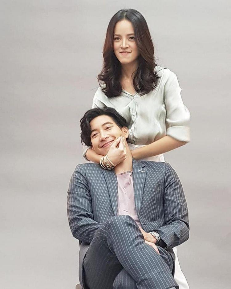 Trái tim chàng si tình: Phim mới của cặp đôi Tono Pakin & Nychaa Nuttanicha (11)