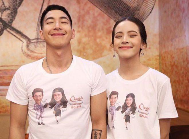 Trái tim chàng si tình: Phim mới của cặp đôi Tono Pakin & Nychaa Nuttanicha (2)