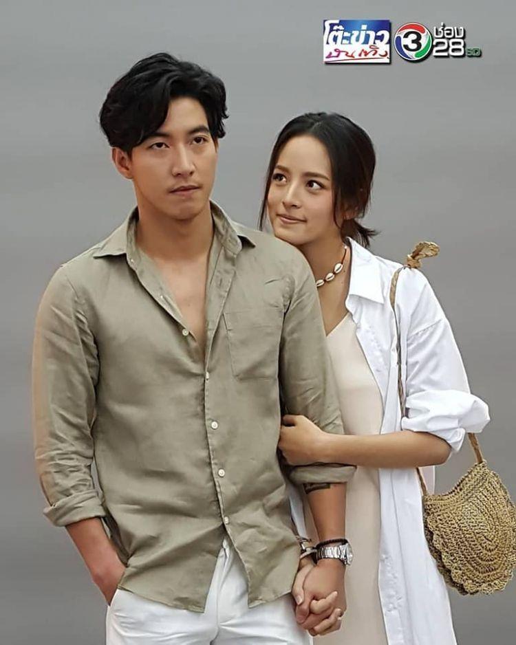 Trái tim chàng si tình: Phim mới của cặp đôi Tono Pakin & Nychaa Nuttanicha (9)
