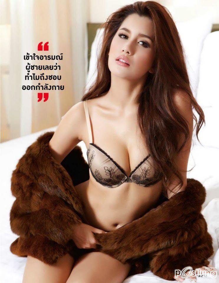8 mỹ nhân Thái sở hữu ngoại hình hoàn hảo cho đến thần thái xuất sắc (7)