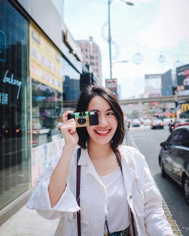 """Hot girl nổi tiếng Thái Lan """"Mayy R"""" khoe ảnh check in tại Đà Lạt (11)"""