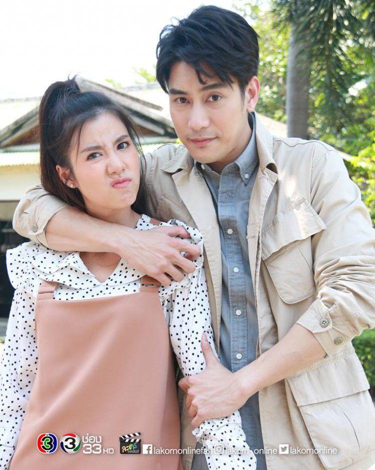 """Lịch chiếu phim hài tình cảm Thái Lan """"Meo Me And You"""" của Ken & Esther (2)"""