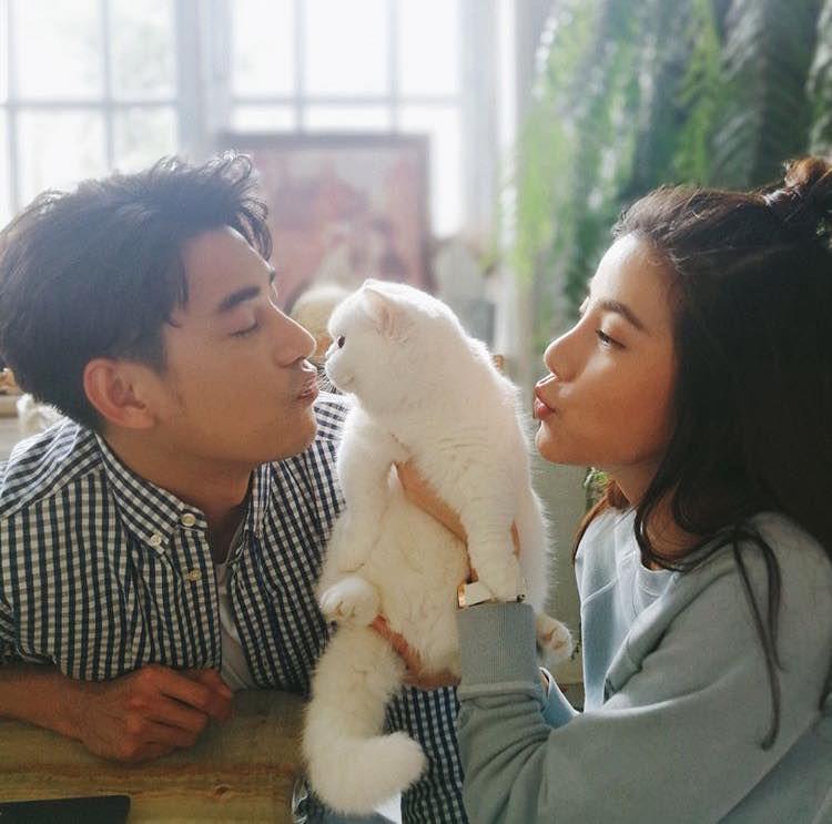 """Lịch chiếu phim hài tình cảm Thái Lan """"Meo Me And You"""" của Ken & Esther (5)"""
