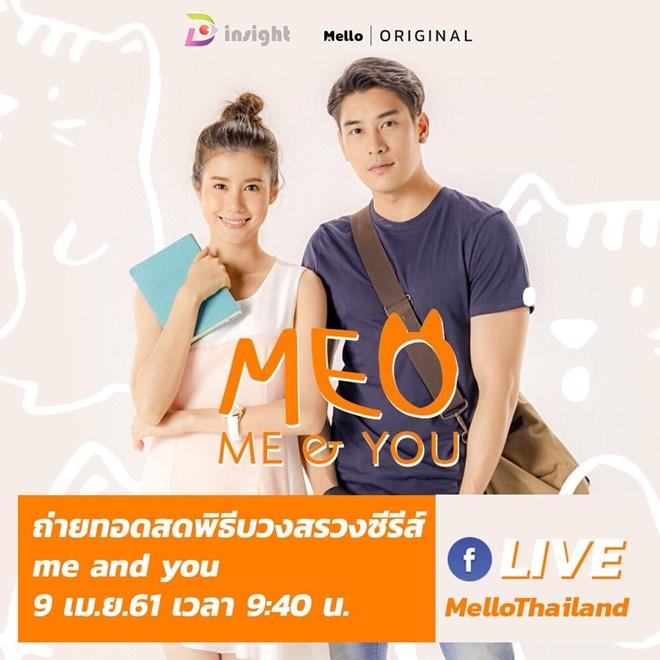 MEO Me and You tung trailer hài bá cháy của Ken Phupoom & Esther (1)