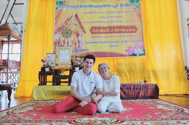 Mik Thongraya: Nam diễn viên điển trai của đài CH7 khiến chị em phát cuồng (5)