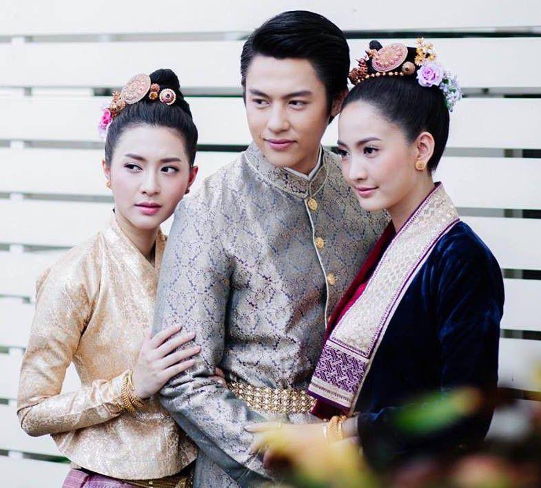 """Những mối tình """"tréo ngoe"""" trong phim cổ trang Thái Lan hút khán giả (1)"""