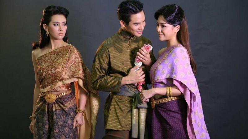 """Những mối tình """"tréo ngoe"""" trong phim cổ trang Thái Lan hút khán giả (2)"""