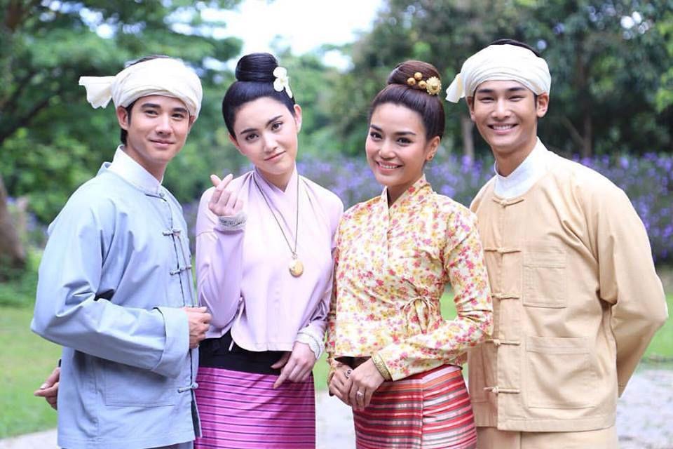 """Những mối tình """"tréo ngoe"""" trong phim cổ trang Thái Lan hút khán giả (4)"""