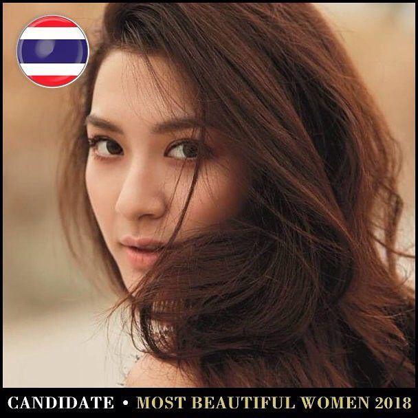 Những mỹ nhân Thái lọt Top 100 gương mặt đẹp nhất thế giới năm 2018 (11)