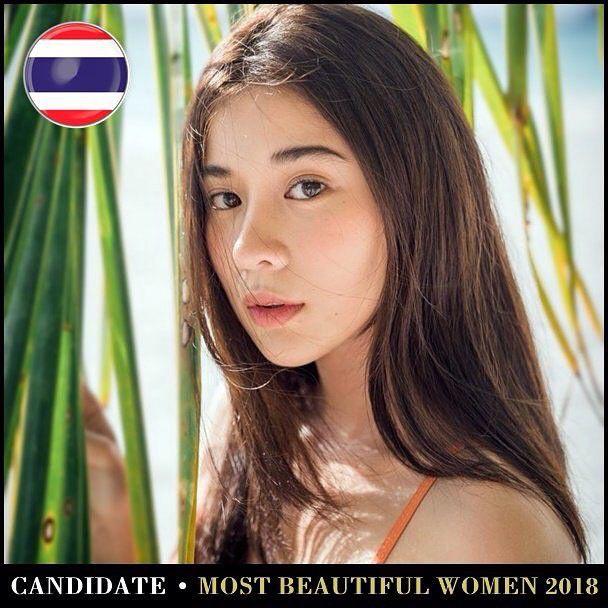 Những mỹ nhân Thái lọt Top 100 gương mặt đẹp nhất thế giới năm 2018 (1)2