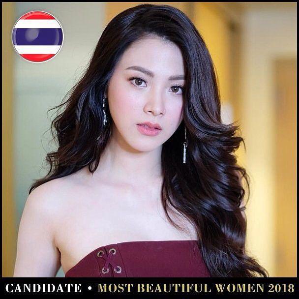 Những mỹ nhân Thái lọt Top 100 gương mặt đẹp nhất thế giới năm 2018 (13)