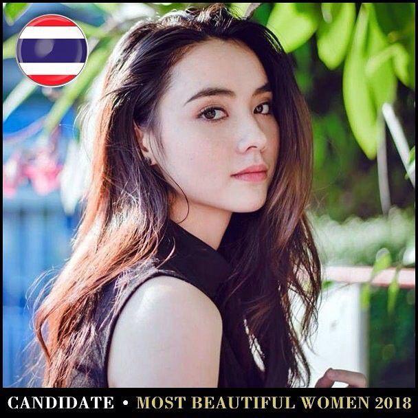 Những mỹ nhân Thái lọt Top 100 gương mặt đẹp nhất thế giới năm 2018 (14)
