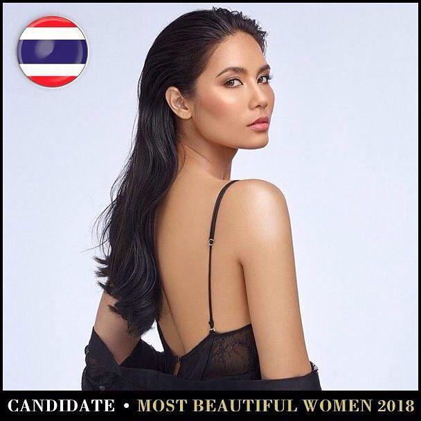 Những mỹ nhân Thái lọt Top 100 gương mặt đẹp nhất thế giới năm 2018 (15)