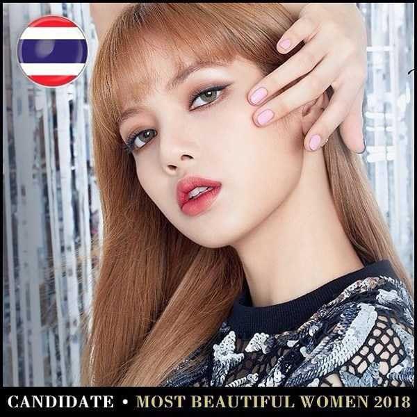 Những mỹ nhân Thái lọt Top 100 gương mặt đẹp nhất thế giới năm 2018 (3)