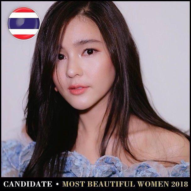 Những mỹ nhân Thái lọt Top 100 gương mặt đẹp nhất thế giới năm 2018 (5)