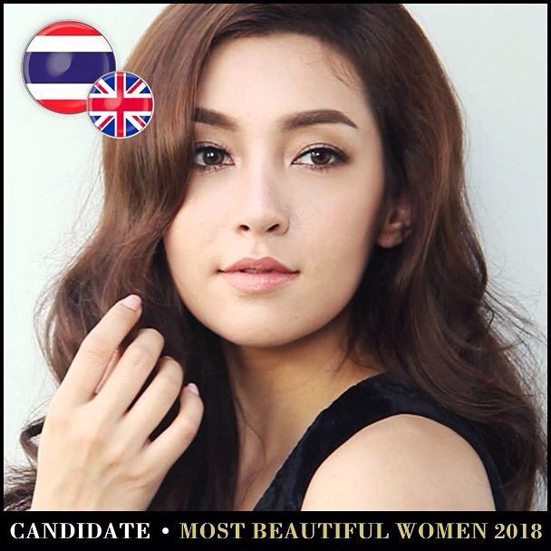 Những mỹ nhân Thái lọt Top 100 gương mặt đẹp nhất thế giới năm 2018 (6)
