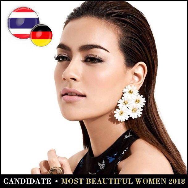 Những mỹ nhân Thái lọt Top 100 gương mặt đẹp nhất thế giới năm 2018 (7)