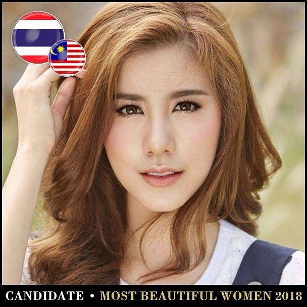 Những mỹ nhân Thái lọt Top 100 gương mặt đẹp nhất thế giới năm 2018 (9)