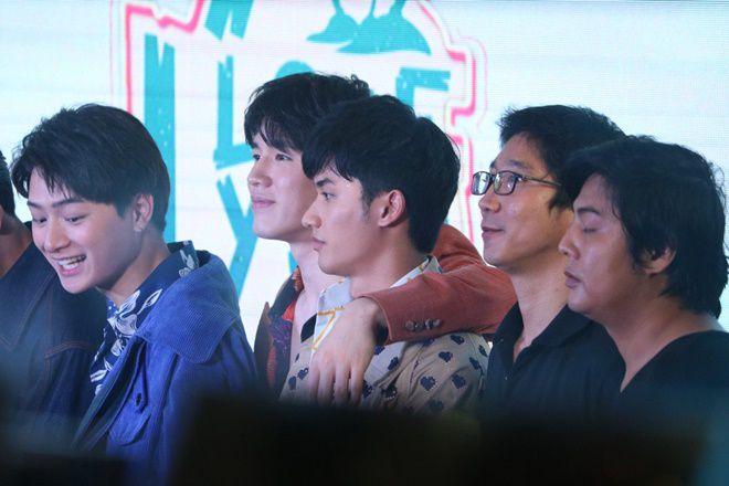 Phim đam mỹ Our Skyy gây sốt với 5 cặp nam - nam đình đám Thái Lan (11)