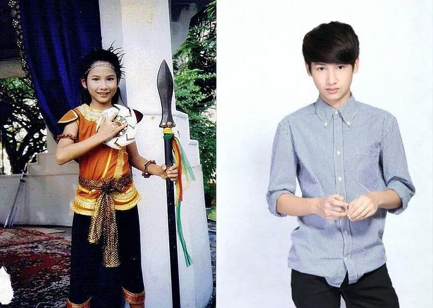 Sao nhí Thái Lan ngày ấy, bây giờ đã thành nam thần, nữ thần cả rồi! (12)