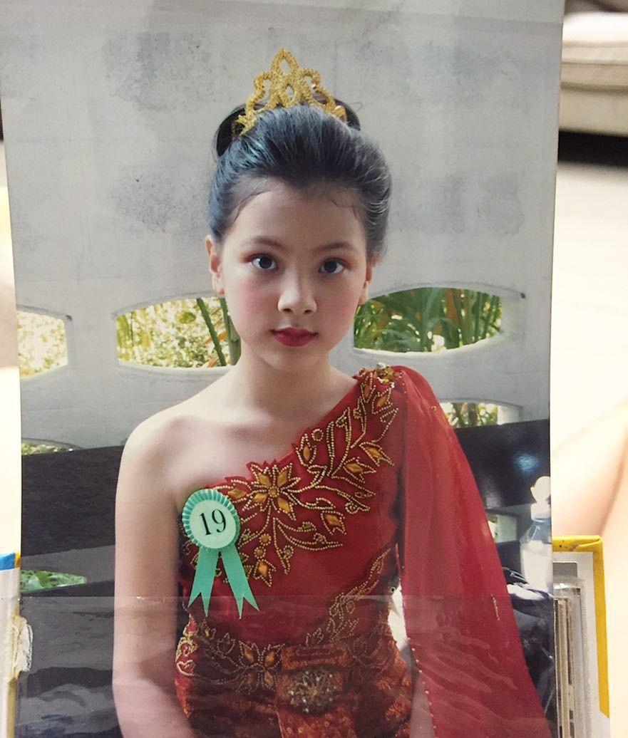 Sao nhí Thái Lan ngày ấy, bây giờ đã thành nam thần, nữ thần cả rồi! (1)