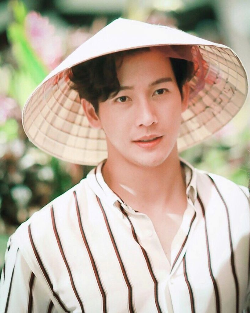 Top 5 ông hoàng mạng xã hội Thái Lan có nhiều fan nhất trên Instagram (9)