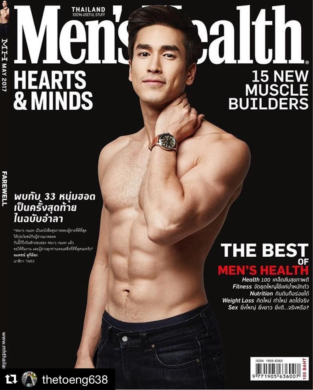 Top 6 nam diễn viên Thái Lan sở hữu body 6 múi đẹp nhất showbiz (6)