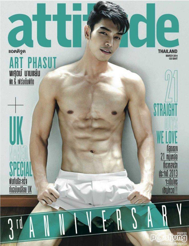 Top 6 nam diễn viên Thái Lan sở hữu body 6 múi đẹp nhất showbiz (9)