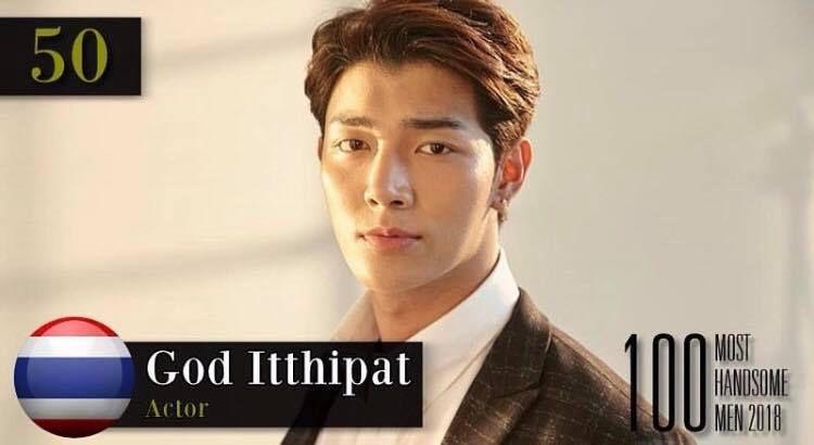 4 nam diễn viên Thái Lan lọt Top 100 gương mặt nam đẹp trai nhất (4)