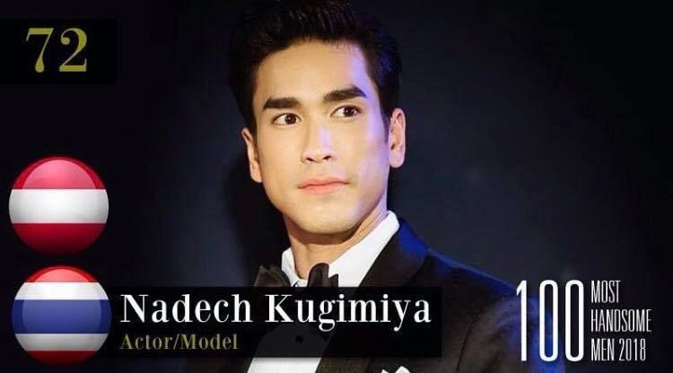 4 nam diễn viên Thái Lan lọt Top 100 gương mặt nam đẹp trai nhất (7)