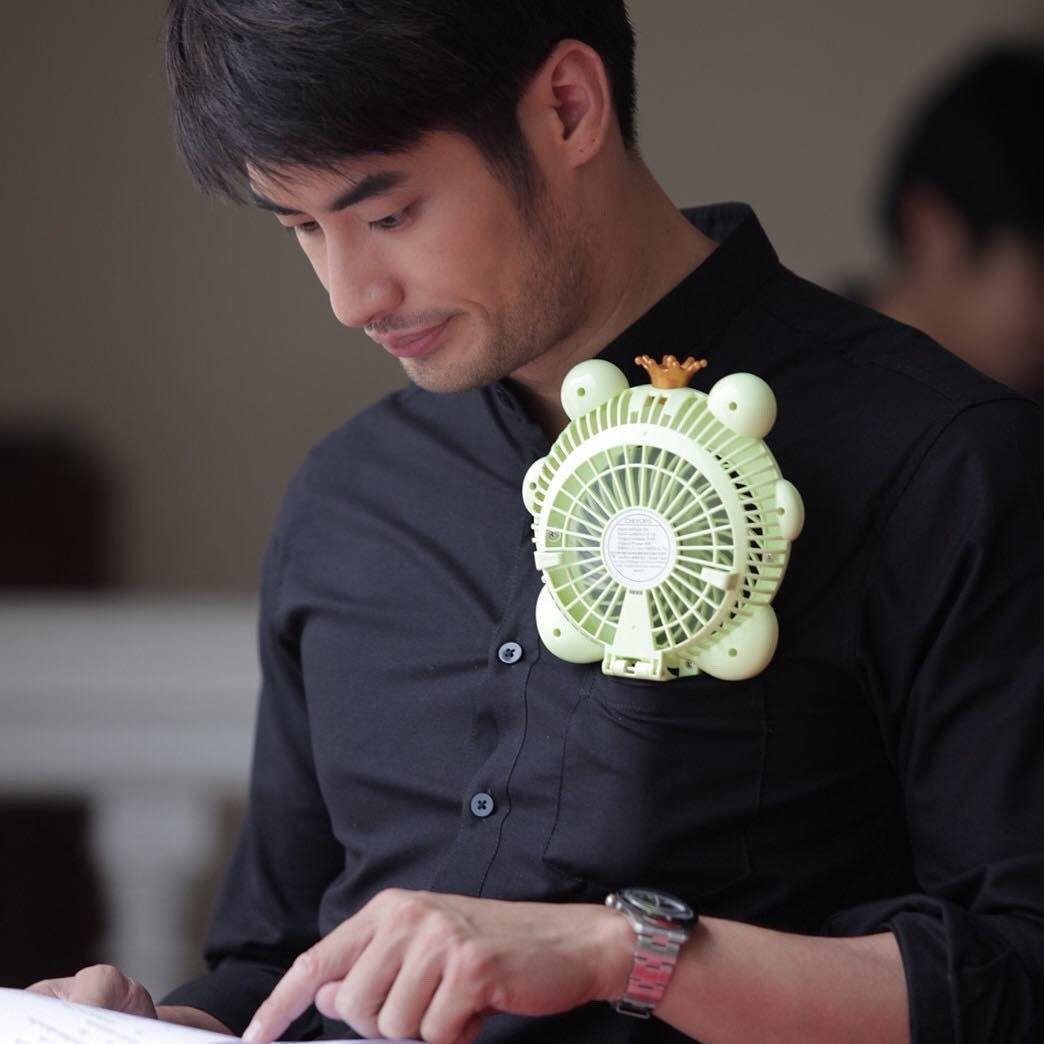 """8 nam diễn viên điển trai của Thái Lan vẫn là """"chậu chưa có bông"""" (13)"""