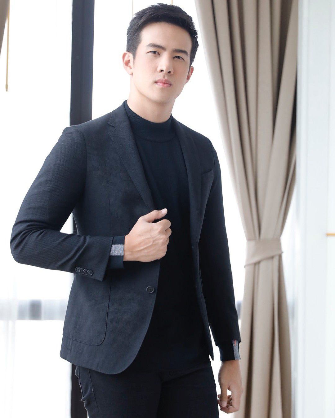 """8 nam diễn viên điển trai của Thái Lan vẫn là """"chậu chưa có bông"""" (22)"""