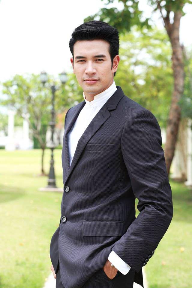 """8 nam diễn viên điển trai của Thái Lan vẫn là """"chậu chưa có bông"""" (5)"""