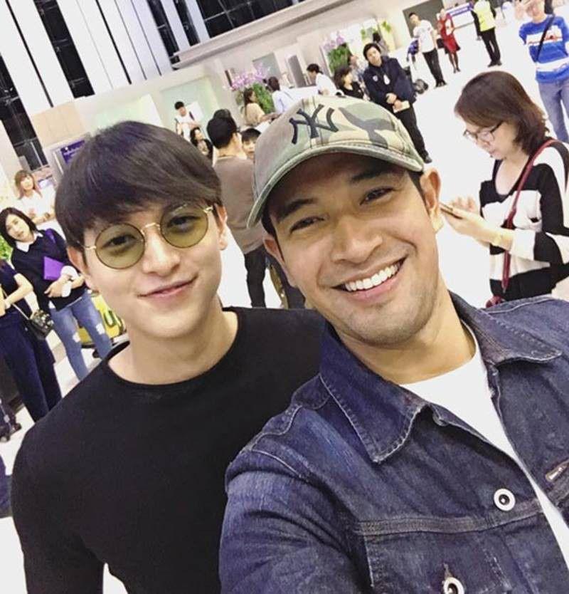 """8 nam diễn viên điển trai của Thái Lan vẫn là """"chậu chưa có bông"""" (7)"""