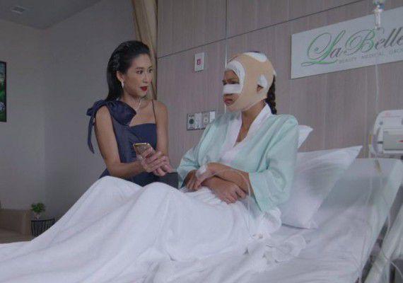 Mặt Nạ Thủy Tinh: Phim Thái Lan về đề tài phẫu thuật thẩm mỹ (2)