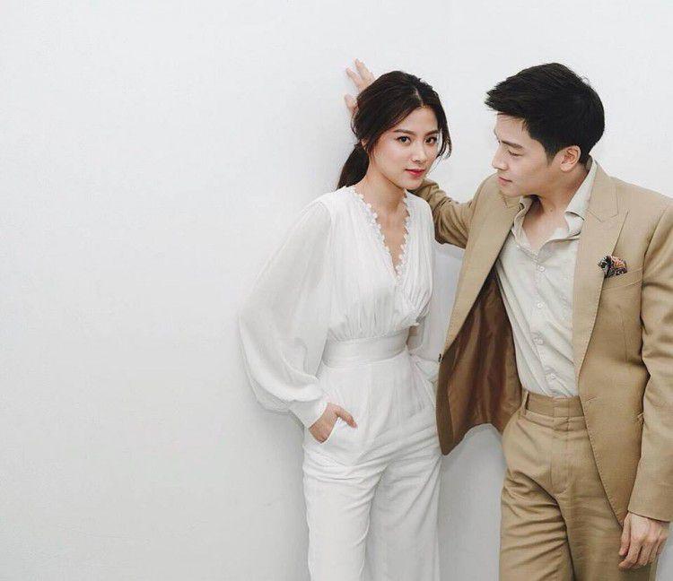 Nàng công chúa cát phim Thái: Chuyện tình tay ba của Baifern Pimchanok (1)