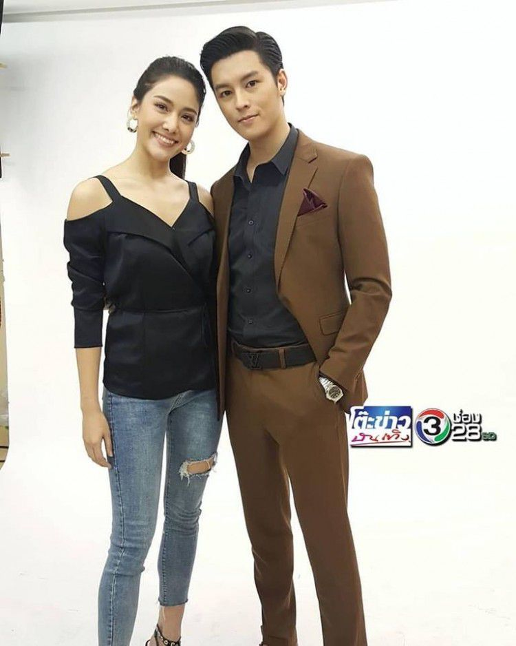 Masu Junyangdikul lần đầu đóng chính trong phim Pom Ataam (9)