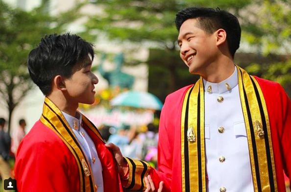 Ngắm ảnh tốt nghiệp của những nam thần, nữ thần Viện Hoàng gia Thái Lan (15)