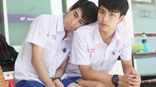 """Những cặp đôi đam mỹ Thái Lan hủ nữ mong """"phim giả tình thật"""" (1)"""