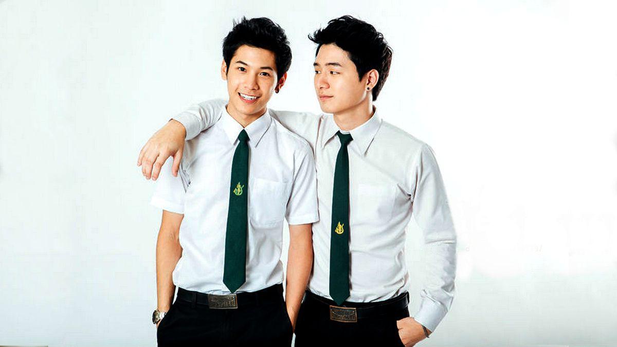 """Những cặp đôi đam mỹ Thái Lan hủ nữ mong """"phim giả tình thật"""" (8)"""