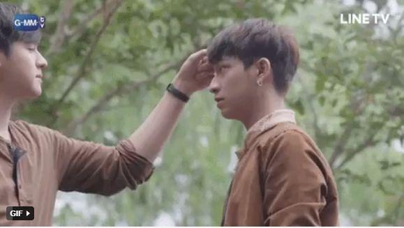 Our Skyy tung trailer của cặp đôi In – Sun hé lộ sự xuất hiện của kẻ thứ ba (2)