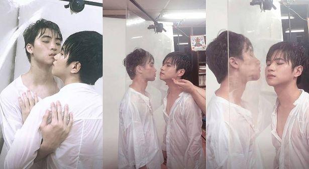 Phim Tình Cờ Yêu 2 Thái Lan hé lộ hình ảnh mới về 2 cặp đôi nam chính (3)