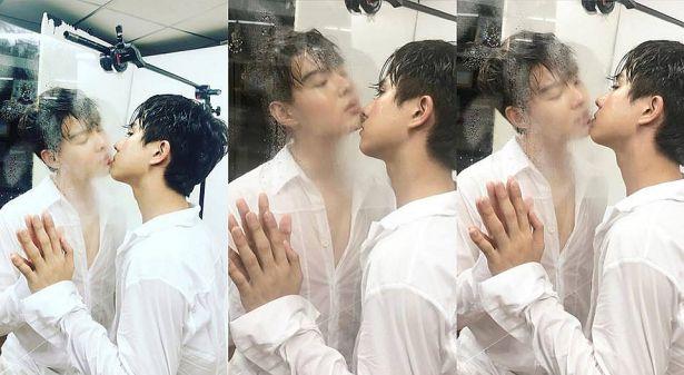 Phim Tình Cờ Yêu 2 Thái Lan hé lộ hình ảnh mới về 2 cặp đôi nam chính (4)