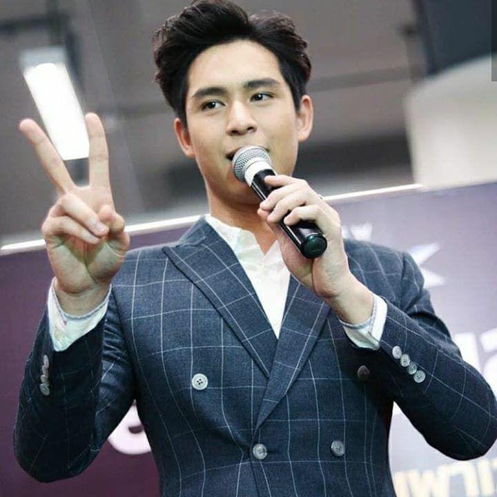 Top 3 nam diễn viên điển trai, tài năng mới nổi của Thái Lan 2018 (8)
