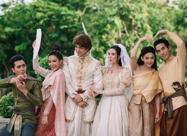 Top 3 phim Thái có rating cao nhất 2018 của đài CH3, bạn đã xem chưa? (2)